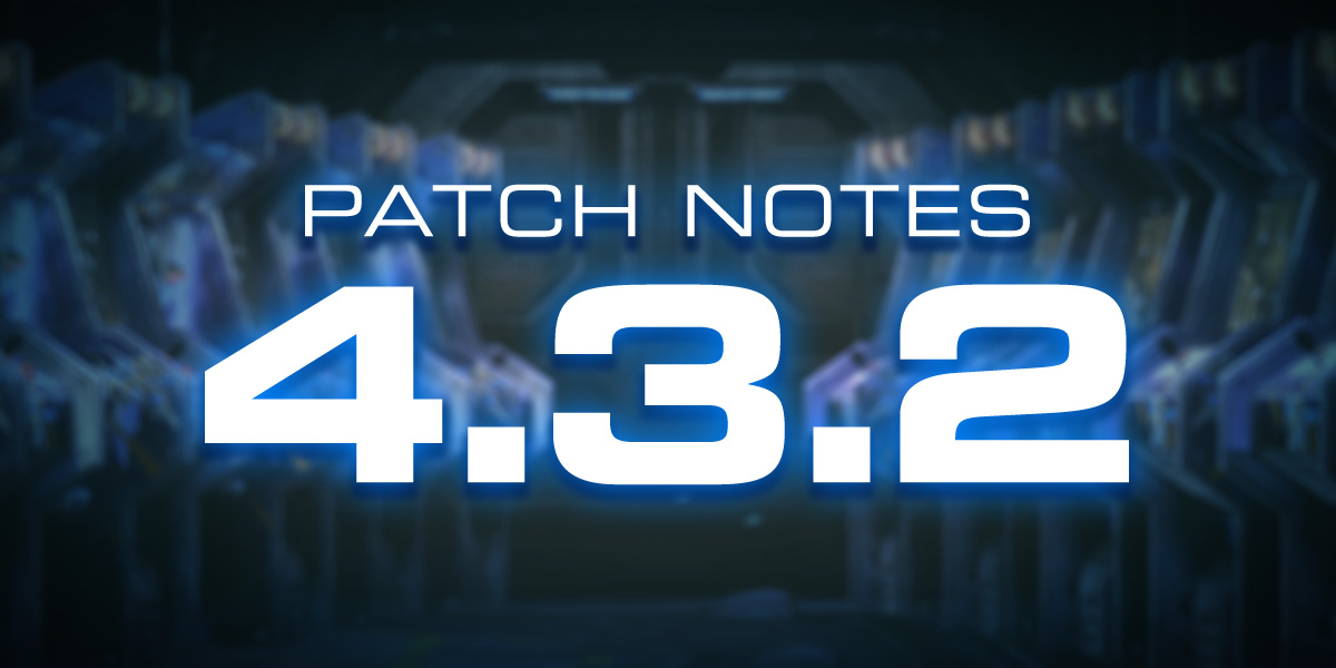 StarCraft II 4.3.2 Patch Notes