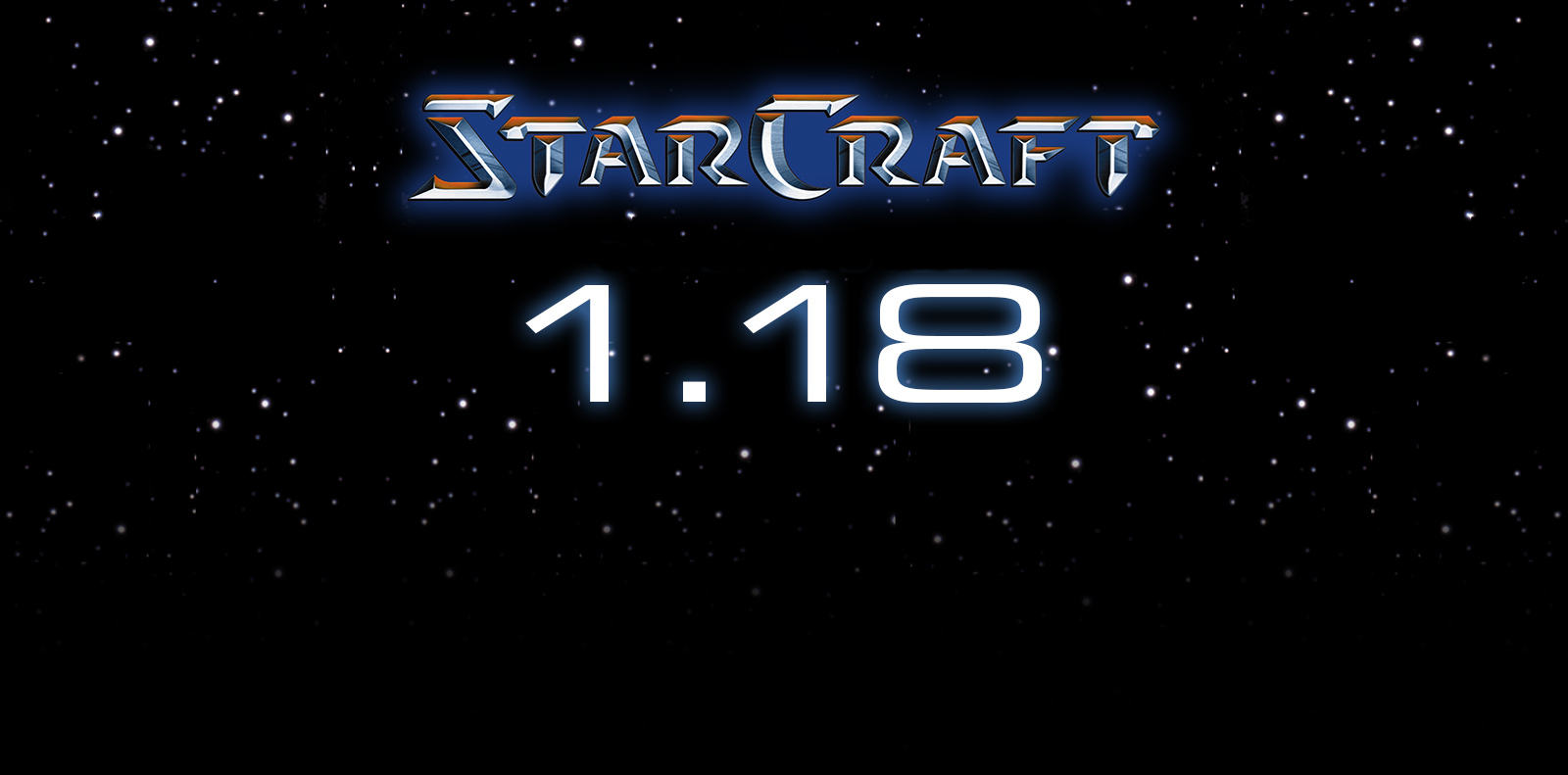 Notes de mise à jour 1.18 de StarCraft: Brood War