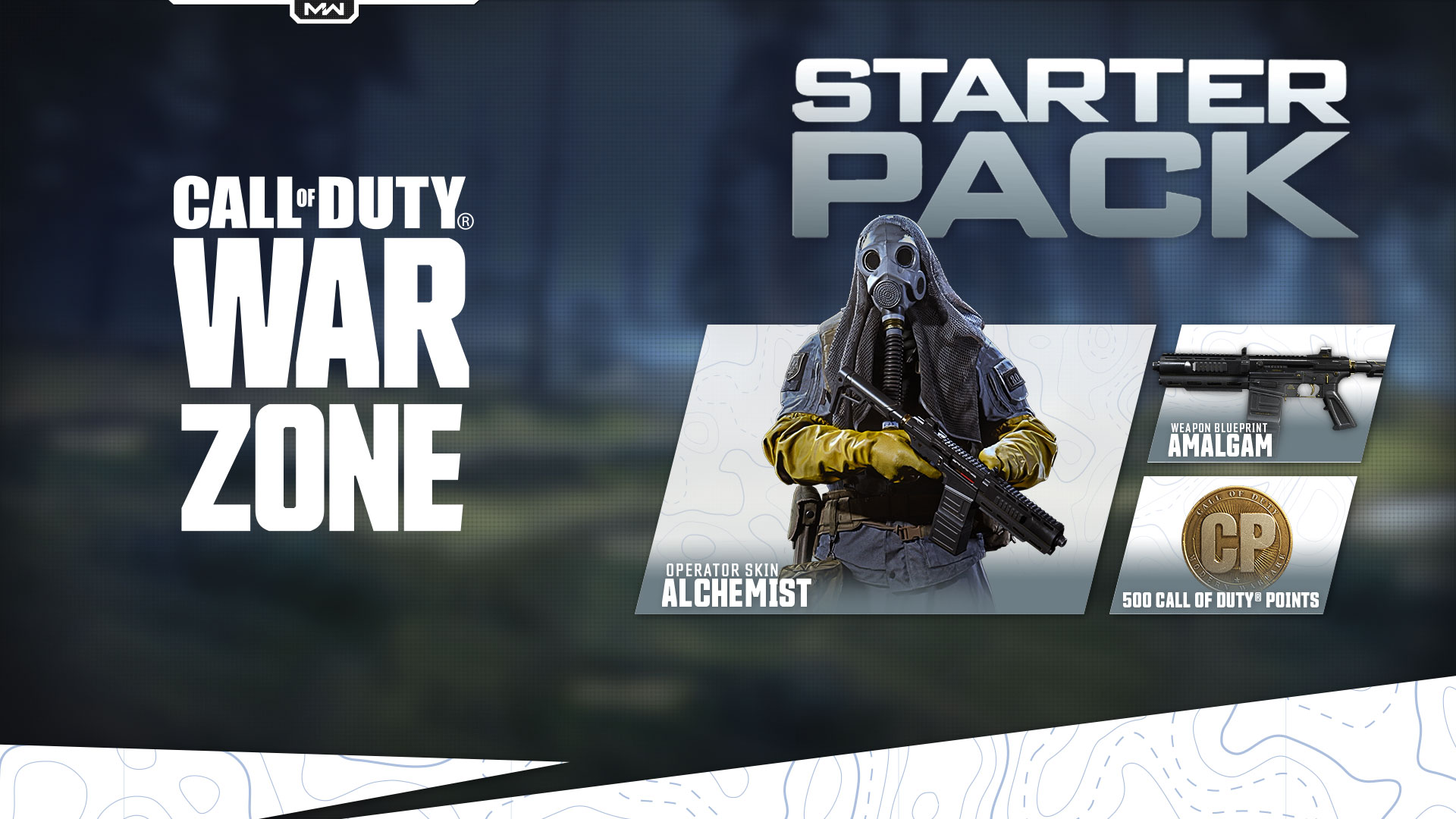 Get a Jump-Start Before the Infil with the Warzone Starter Pack