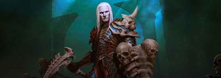 Rise of the Necromancer Pack Arrives June 27!