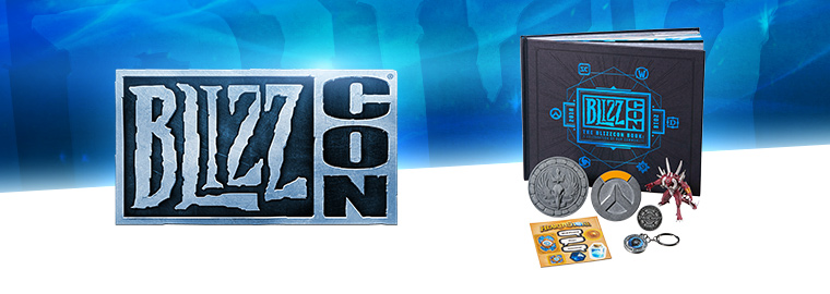 Get the BlizzCon 2018 Goody Bag!
