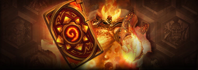 Hearthstone® March 2015 Ranked Play Season—Raging Ragnaros!