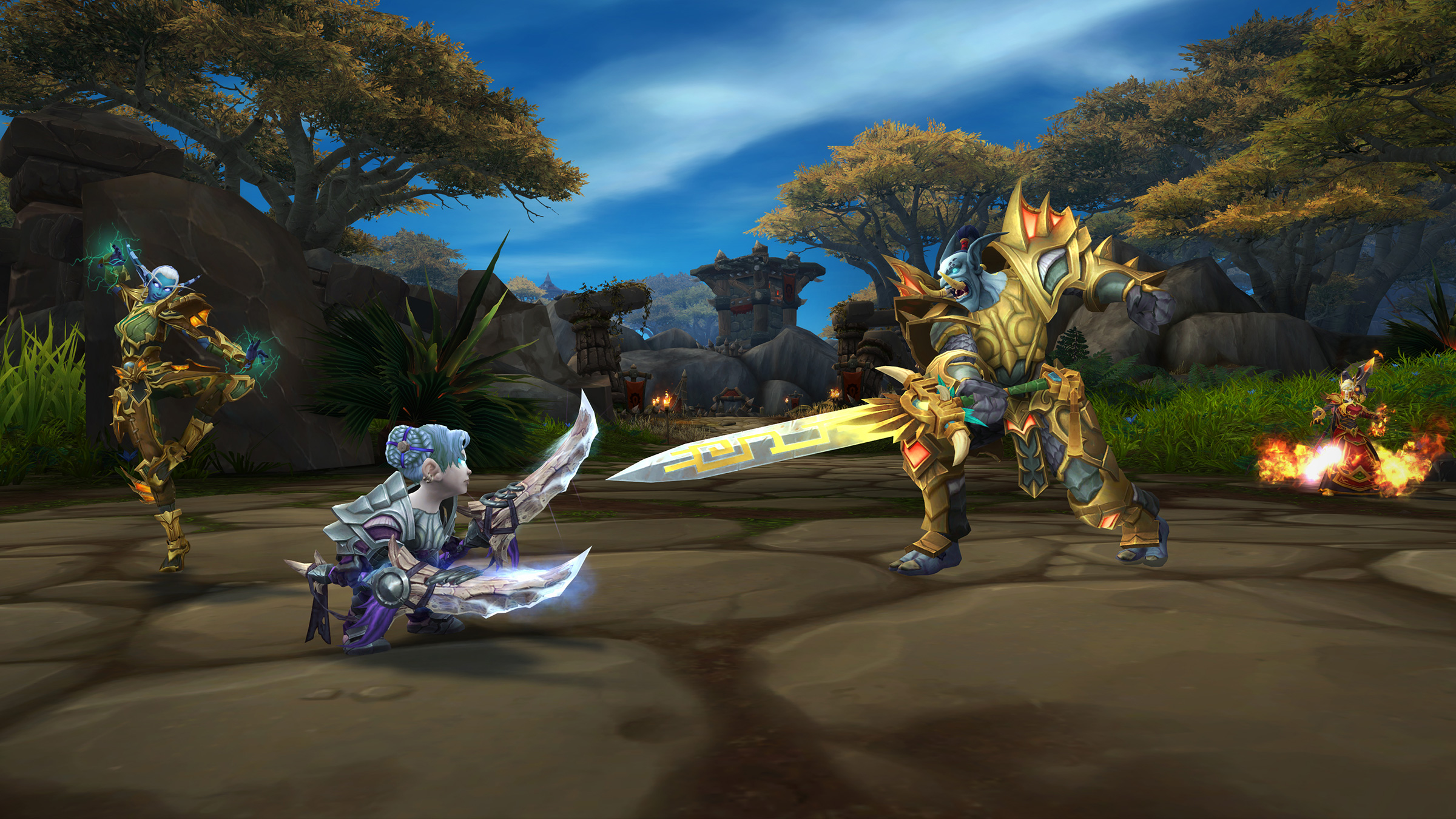 Jump Into This Week's PvP Brawl: Classic Ashran