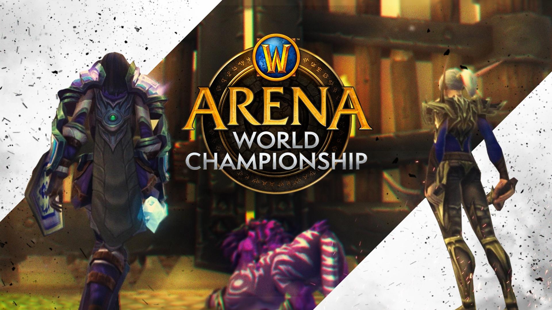 Arena World Championship Returns July 31!