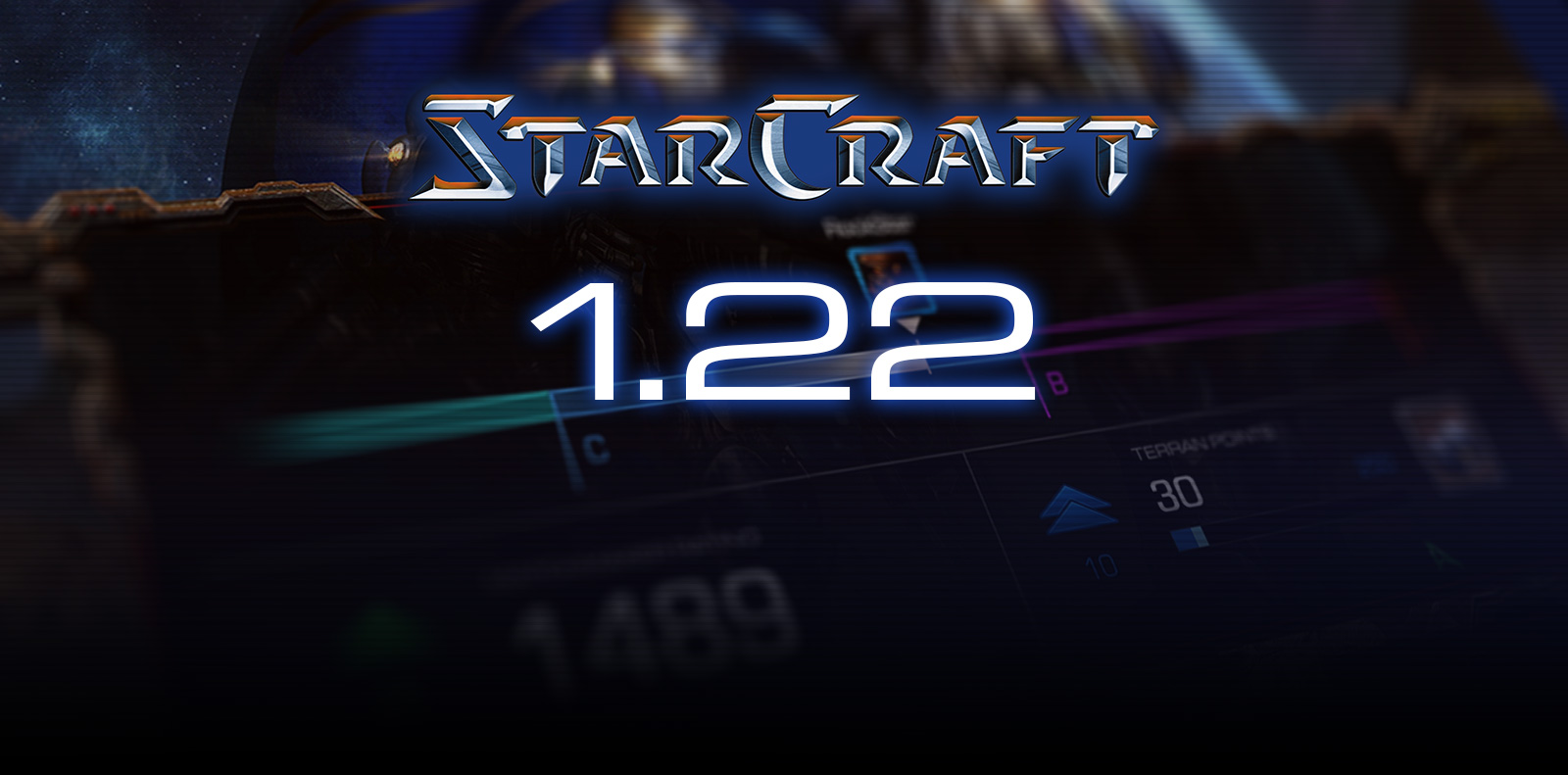 Notes de mise à jour 1.22.0 de StarCraft: Remastered