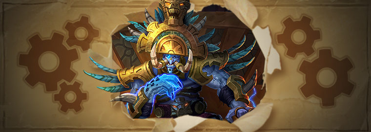 Hearthstone Update – November 29 – Rastakhan's Rumble!