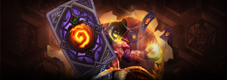 Hearthstone™ October 2014 Ranked Play Season – Hallow's End!