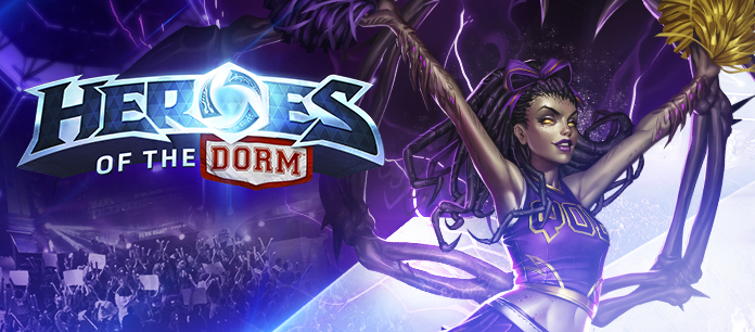 ¡Vuelve Heroes of the Dorm en 2017!