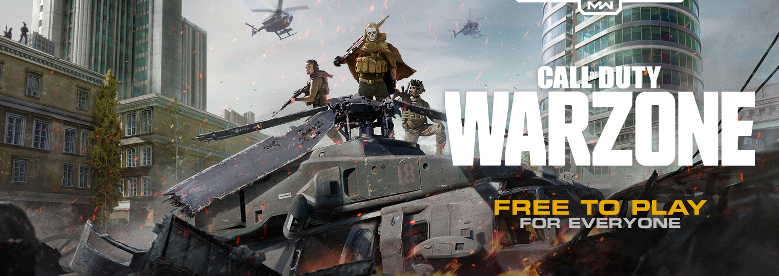 Call of Duty®: Warzone launches today, free on all platforms
