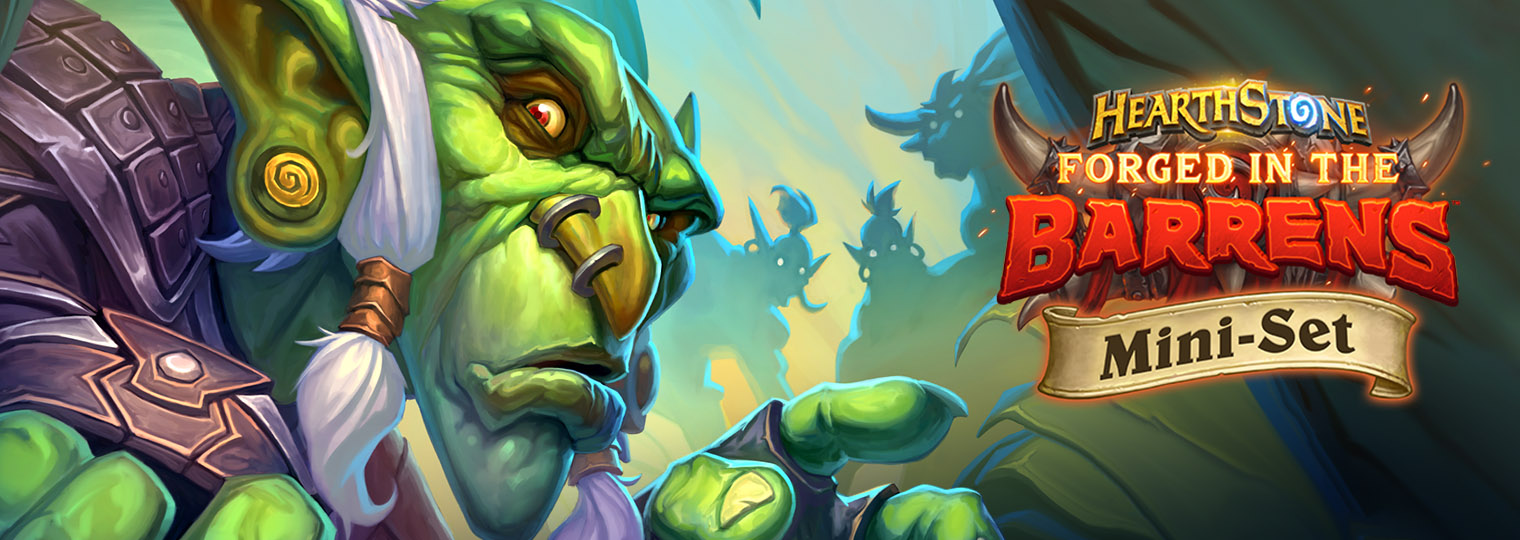 Prepare Yourself Adventurer, the Wailing Caverns Mini-Set is Here!