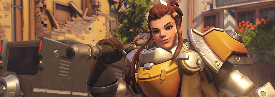 New Hero First Look: Brigitte