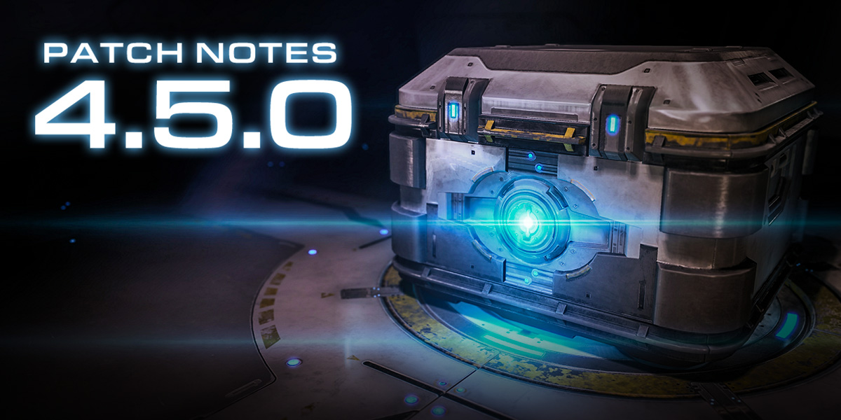 StarCraft II 4.5.0 Patch Notes