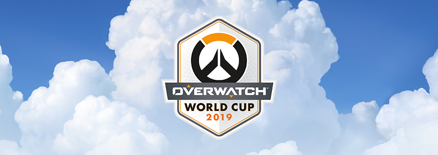 Announcing the 2019 Overwatch® World Cup