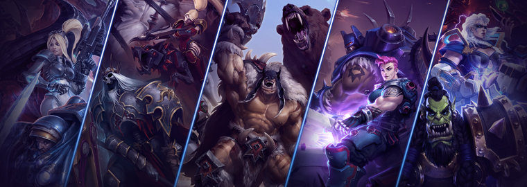 Heroes of the Storm's Second Anniversary