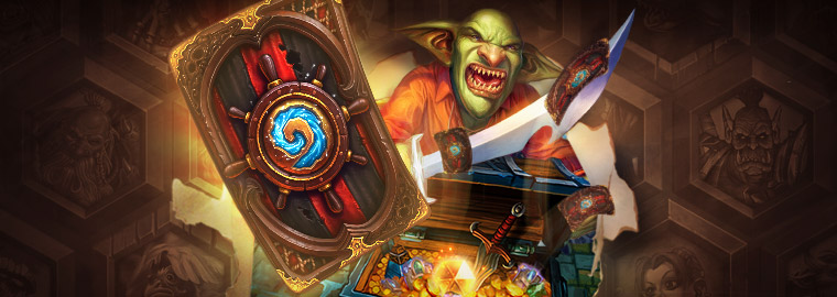 Hearthstone™ September 2014 Ranked Play Season – Plundering Pirates!