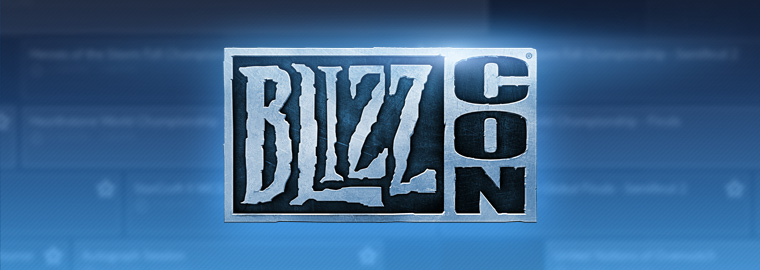 Discover What's Happening at BlizzCon® 2017 – Schedule & Map Now Live!