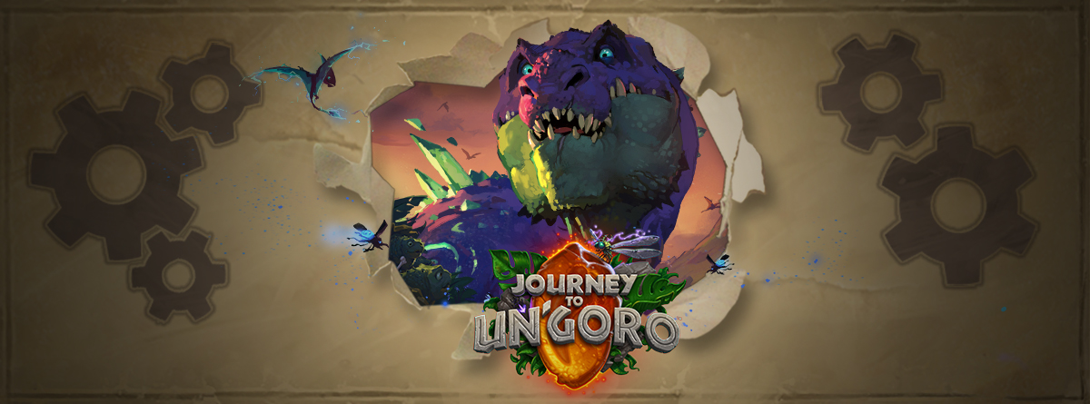 Hearthstone Update - April 4