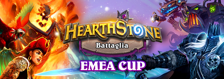 Aperte le qualificazioni dell'EMEA Battlegrounds Cup!