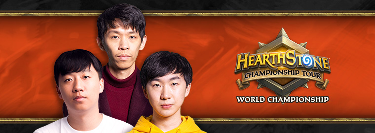 Meet the Chinese Competitors at the 2019 HCT World Championship