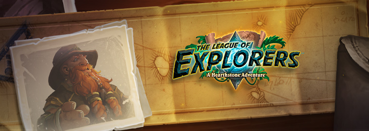 The League of Explorers: Uldaman - Now Live!