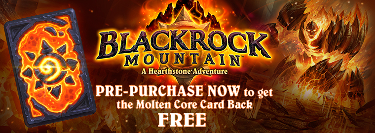 Preorder Blackrock Mountain Today