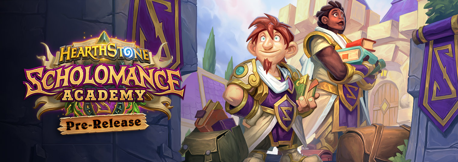 Scholomance Academy Launches August 6! Open Packs at Home at Your Own Pre-Release Fireside Gathering!