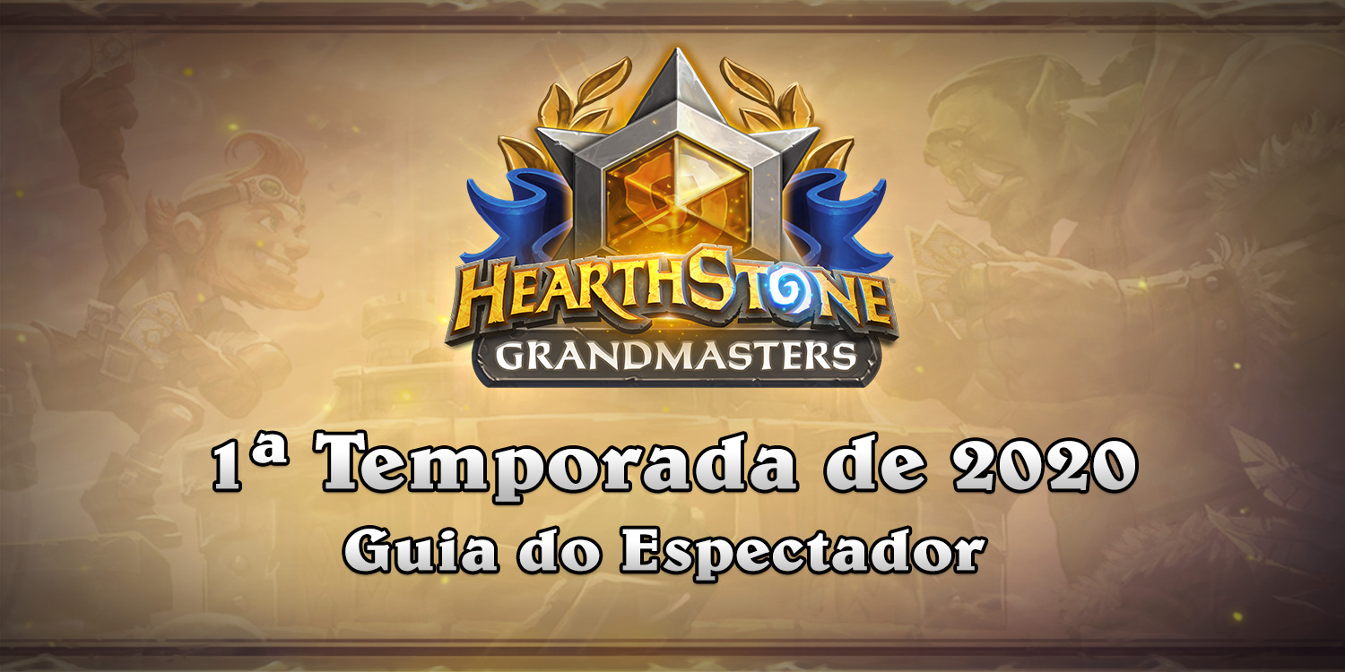 Guia do Espectador da 1ª Temporada do Grandmasters 2020