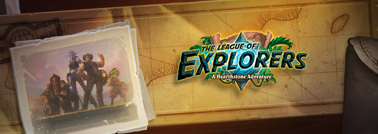 The League of Explorers: The Hall of Explorers – Now Live!
