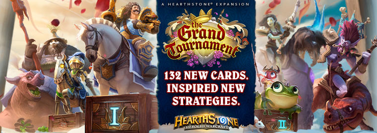 The Grand Tournament™ - Now Available!