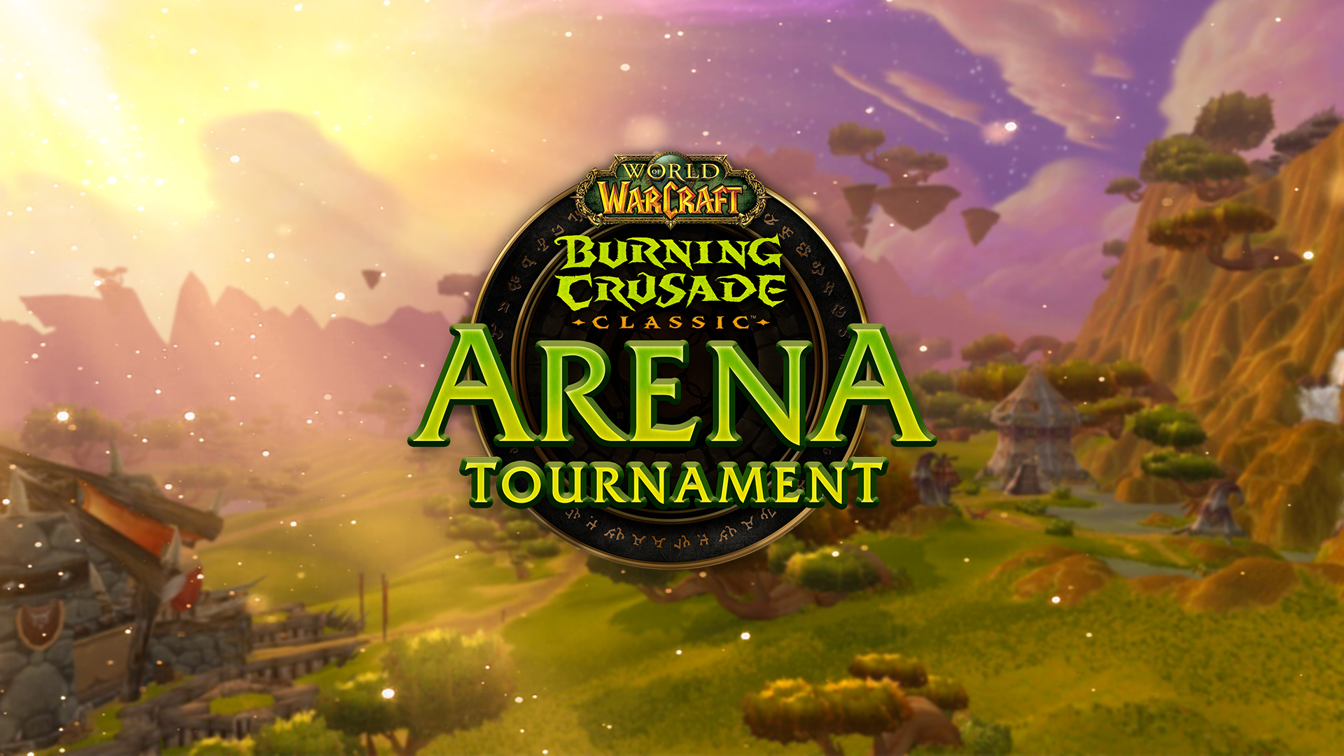 Return to Outland with the Burning Crusade Classic Arena Tournament!