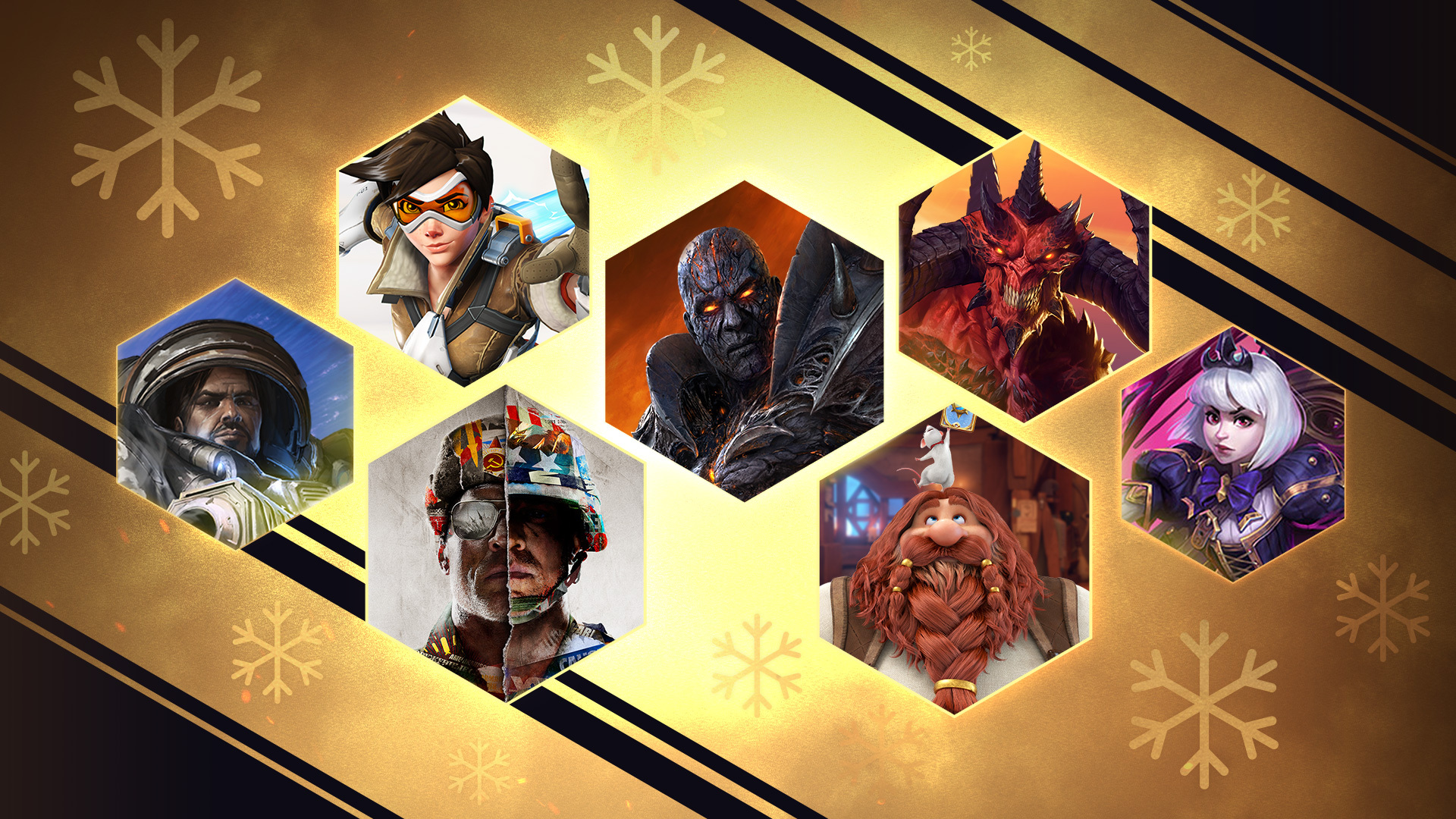 Spread some Blizzard Cheer with these Holiday Deals