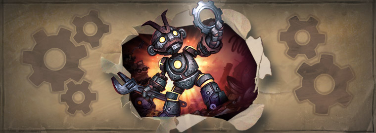 Hearthstone Update - October 20, 2016