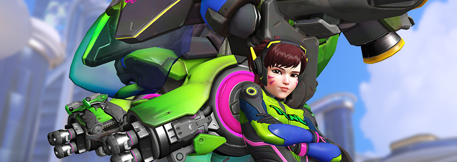 Suit Up for D.Va's Nano Cola Challenge!