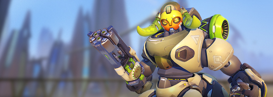 New Hero First Look: Orisa