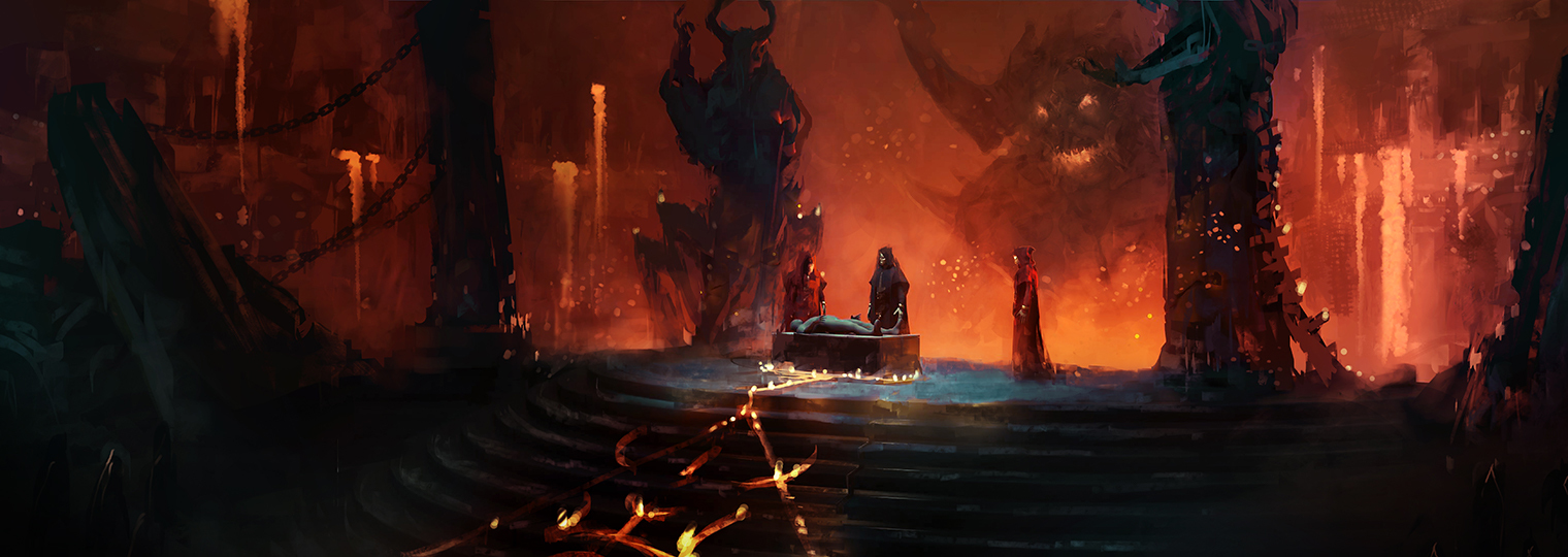 Diablo IV Quarterly Update—June 2020
