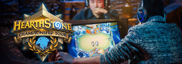 Ready, Set, Go Hearthstone Pro Team Standings!
