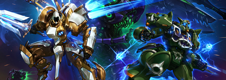 New Mecha Skins and Bundles Now Available