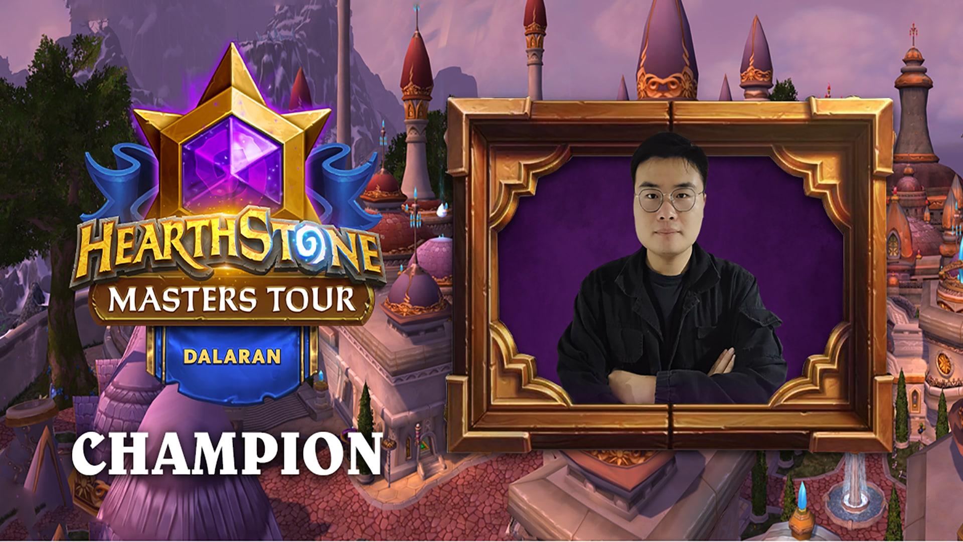 Chinese Players Dominate Masters Tour Dalaran!