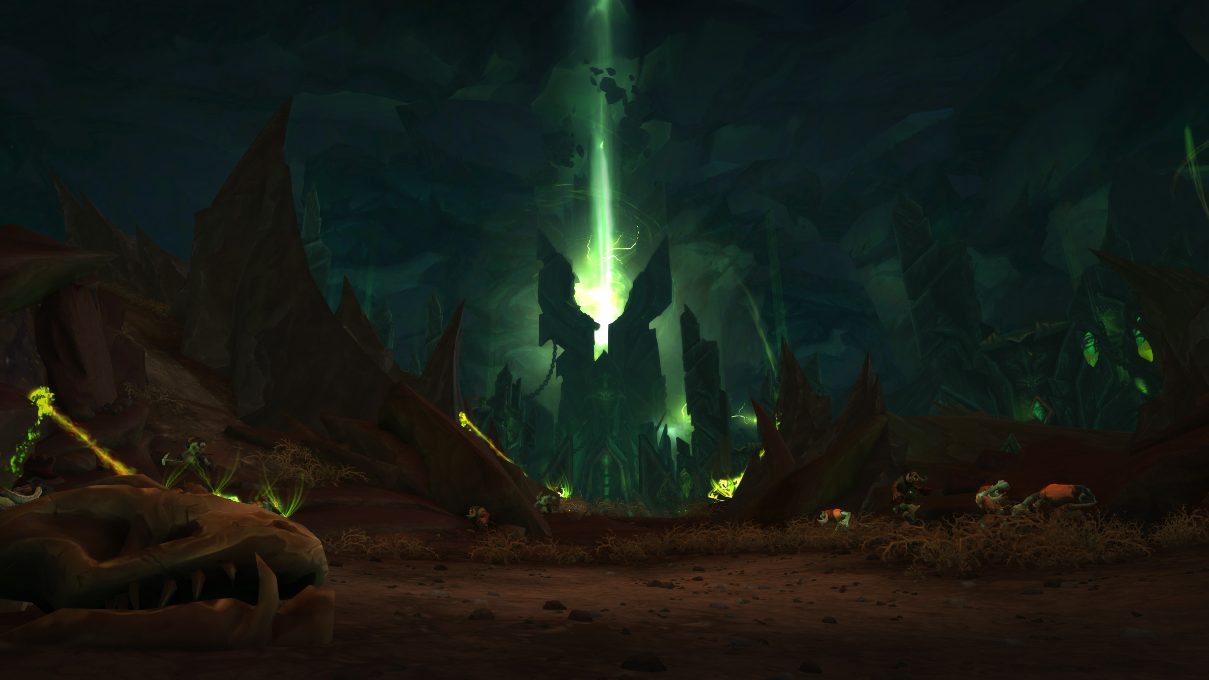 Patch 7.3 Preview: The Campaign for Argus *Updated Sept. 12