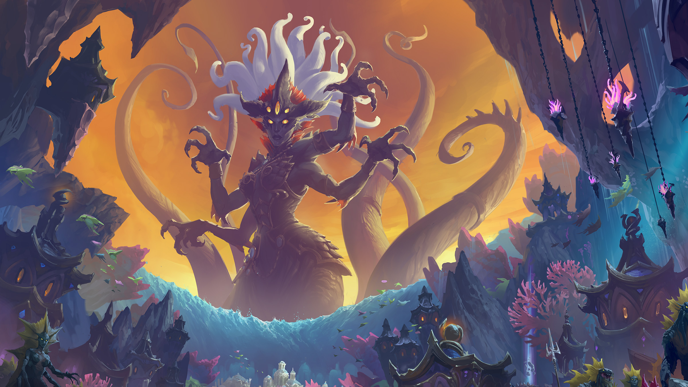 Dive Deep Into Rise of Azshara - Arriving June 25!