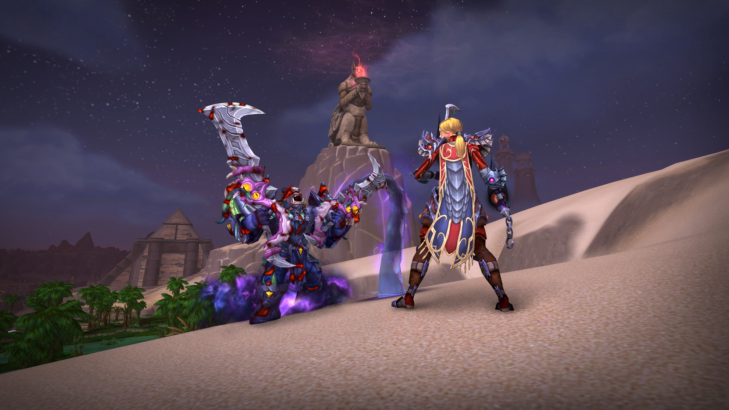New Legendary Cloak and Corrupted Gear Preview