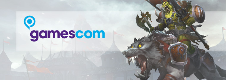 The Grand Tournament at gamescom
