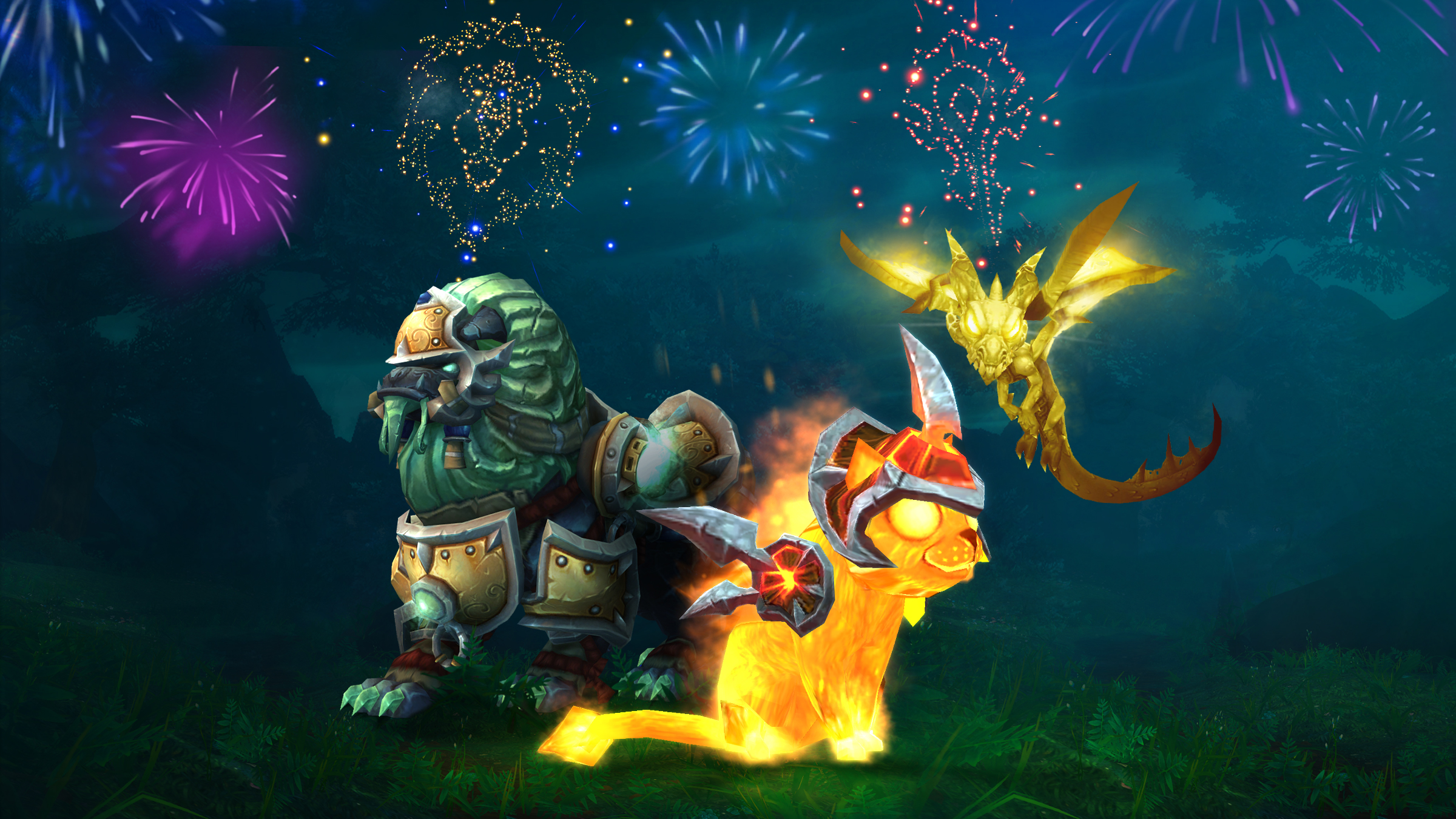 Save 50% on Select Pets, Mounts, and More During Our Summer Sale!