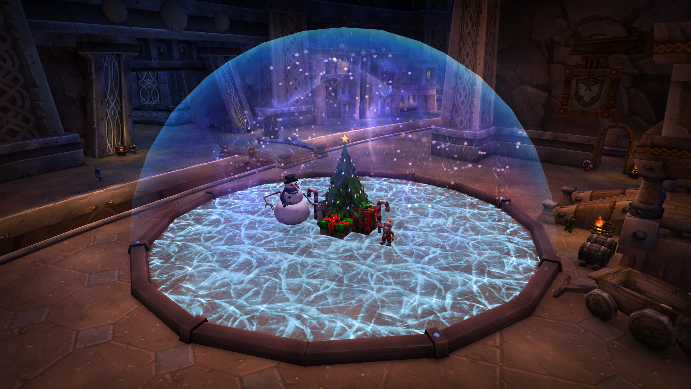 Inside Azeroth: December Edition