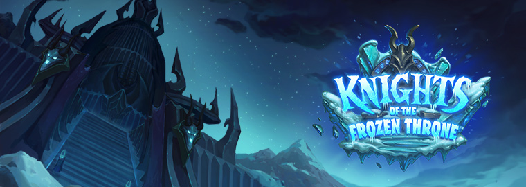 Join the Knights of the Frozen Throne on August 10