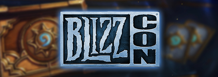 BlizzCon vai receber a Hearthstone Global Finals!