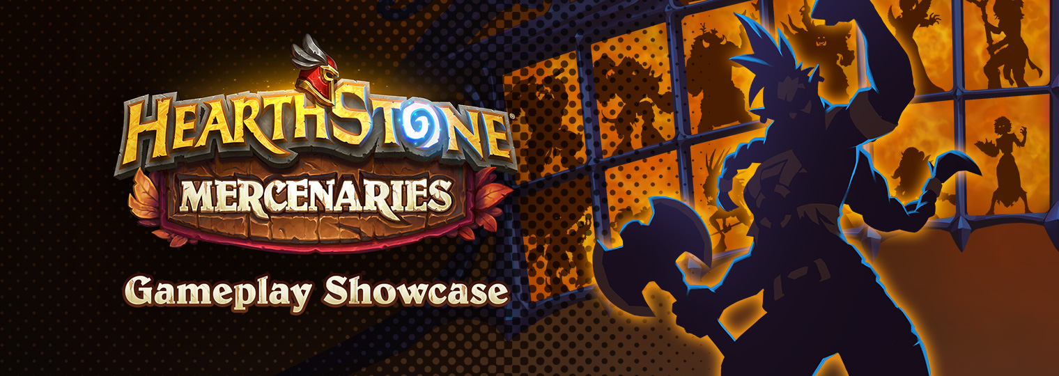 Tune in on August 31 for the Mercenaries Showcase