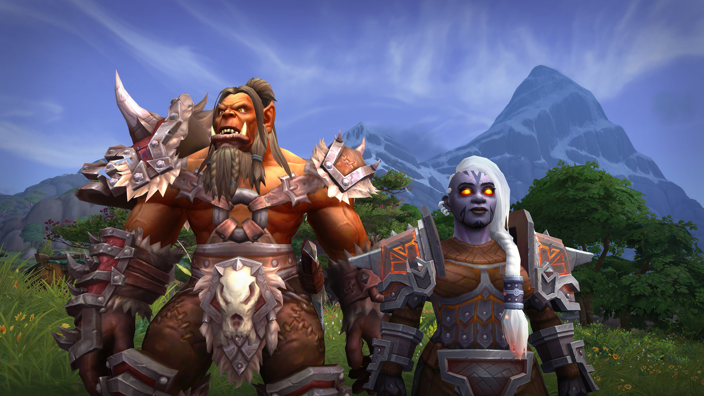 preview mag�har orcs and dark iron dwarves � world of