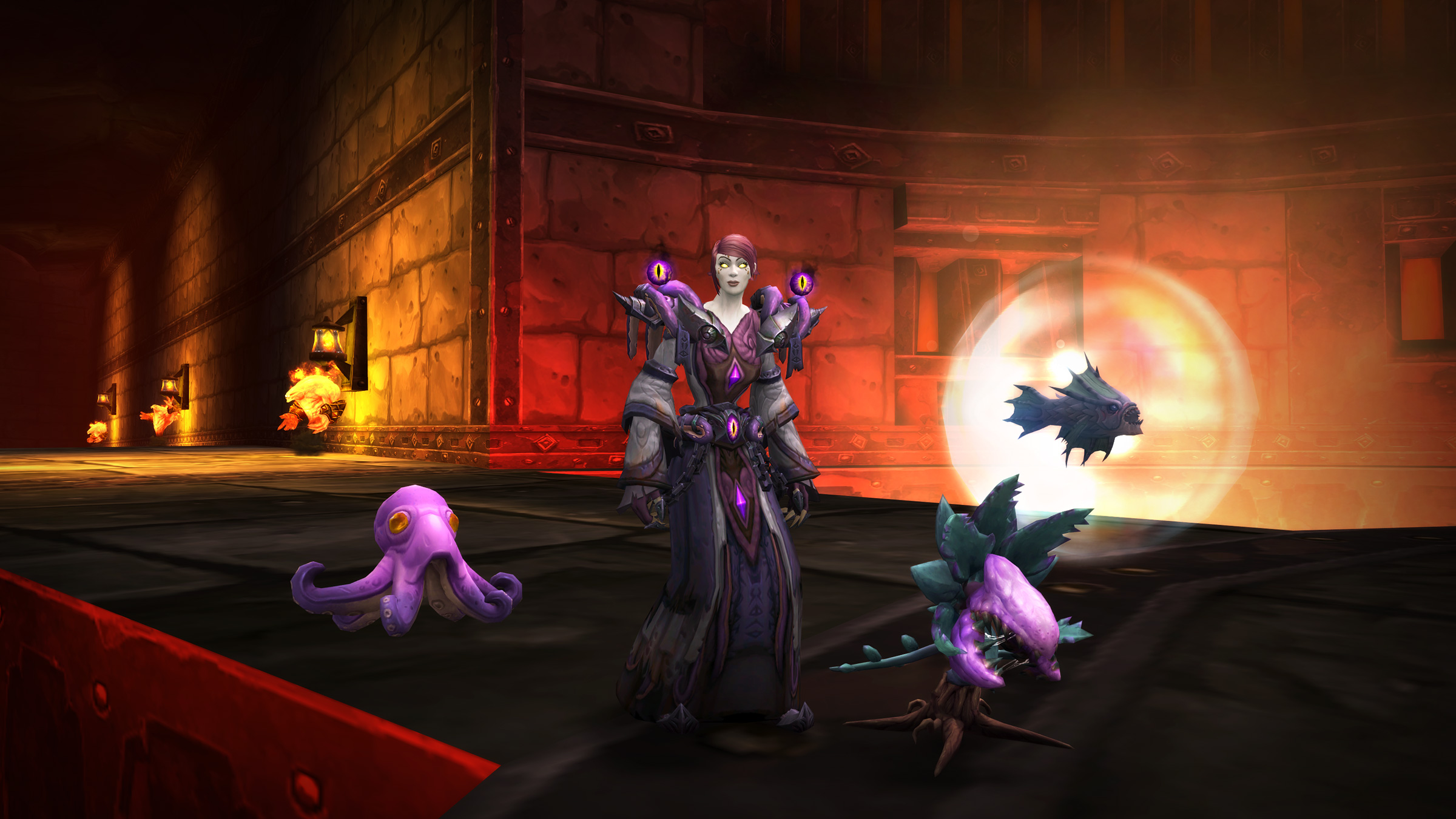 New Pet Battle Dungeon: Blackrock Depths
