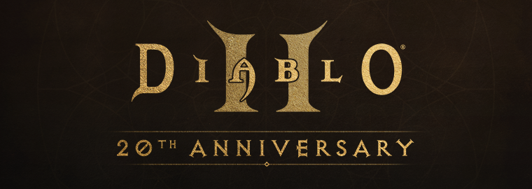 Commemorate 20 years of Diablo II with Carbot, MrLlamaSC, and new in-game wings!
